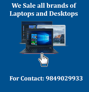 laptop showroom in hyderabad