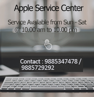 Apple Laptop Service center in hyderabad